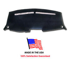2011-2015 Fiat 500 Dash Cover Mat Pad Black Carpet FI20-5 Made in the USA