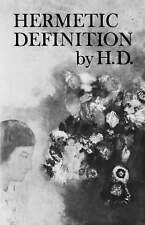 Hermetic Definition by Hilda Doolittle (Paperback, 1972)