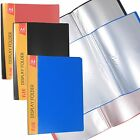 A4 Display Book File Soft Cover Document Presentation Folder Portfolio 40 Pocket