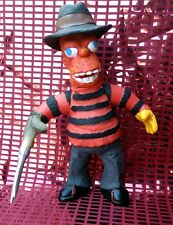 "freddy krueger,homer simpson parodies,mexican ko bootleg toy,6"",the SIMPSONS"