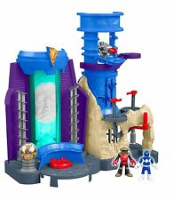 Fisher-Price Imaginext Power Rangers Command Center New