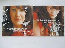 Vuokko Hovatta - Syleily + Virginia - 2 Single CD