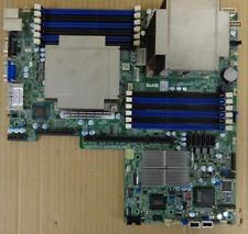 SuperMicro X8DTU-F Dual LGA1366 5500/5600 Series Server Motherboard w/2x Heatsnk