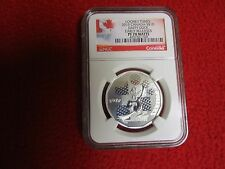 2015 Canada $10 LOONEY TUNES DAFFY DUCK  NGC PCGS PF70 Matte Early Release PR70