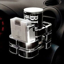 Competitive Prices Square Cup Holder Black Car Truck Drink Bottle Phone Stand BE