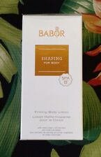 Babor shaping for body Firming Body Lotion 200 ml NEW IN BOX