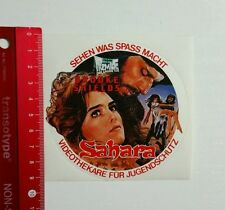 ADESIVI/Sticker: Sahara-Brooke Shields (290316102)