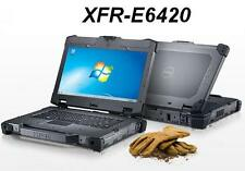 Dell E6420 XFR Full-Rugged WIN 7 Pro i7-2640M 2.8GHz 256GB-SSD 4GB RAM HDMI WIFI