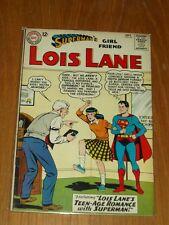 LOIS LANE #42 VG+ (4.5) DC COMICS SUPERMAN'S GIRLFRIEND JULY 1963