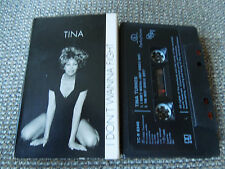 Tina Turner I Don't Wanna Fight RARE Cassette Single