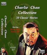 The Charlie Chan 36 Classic Movies