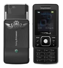 Sony ERICSSON t303 Black Nero Slider Limited Edition rg512 senza SIM-lock NUOVO