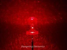 100PCS 5MM Red LED light emitting diode super bright Led Lamp water clear