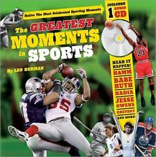 NEW - The Greatest Moments in Sports by Berman, Len