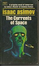 Asimov, Isaac The Currents of Space PAPERBACK 1971 FREE SHIP USA