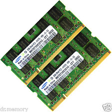 4GB 2x 2GB Laptop RAM Memory for Dell Latitude E5500 DDR2-6400 - Branded