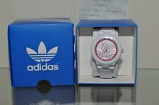 Adidas Aberdeen ADH3051 Womens/Girls Watch Quartz Analog White Silicone NIB