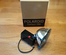 Vintage Polaroid Flashgun Flash Gun  # 268 with Original Box  no bulb