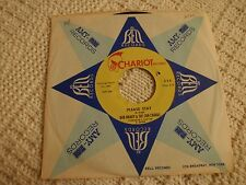 BOB BRADY & THE CON CHORDS  PLEASE STAY/SAVIN ALL MY LOVE FOR YOU CHARIOT 528