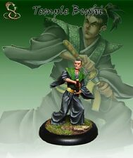 Bushido BNIB - Temple bushi male (model from Ito starter) - The Ito Clan