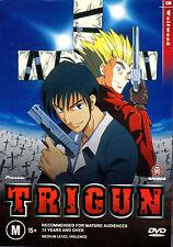 Trigun Vol. 3 - Wolfwood (DVD) Masaya Onosaka-Hiromi Tsuru-Satsuki Yukino MMA758