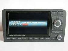 "2012-2015 ""G"" H07 2017 map! Audi A3 S3 RS3 RNS-E LED SDHC DVD navigation RNSE-PU"