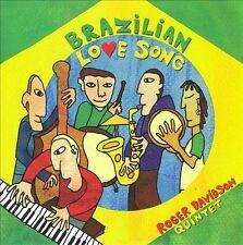 Roger Davidson Brazilian Love Song CD