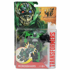 Childrens Transformers Age Of Extinction Power Battlers New - Crosshairs (A6163)