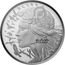"""Pièce 20 euros FRANCE 2017 - """"Marianne"""" en argent 900/1000 - UNC"""