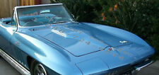 CORVETTE NASSAU BLUE MET ACRYLIC ENAMEL AUTO BODY SHOP RESTORATION AUTO PAINT