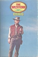 THE WESTERN Allen Eyles - WESTERN MOVIE & TV ACTORS GUIDE - CLINT EASTWOOD COVER