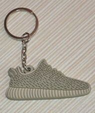 Adidas Yeezy Boost 350  Keychain Keyring Key Ring Chain Sneaker Shoe oxford tan