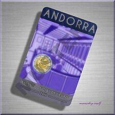 """2 Euro Gedenkmünze Andorra 2016 BU """"Neue Reform von 1866 - Coincard - VVK"""