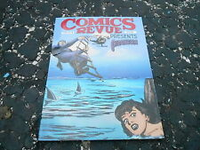 FEB 2014 COMICS REVUE vintage magazine (UNREAD - NO LABEL ) PHANTOM