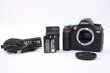 Nikon D70 Digital SLR Film Camera Body - AS IS, For Parts or Repair