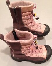 Girl's Keen 3 Pink Boots