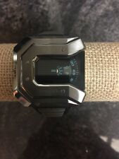Diesel Carver Automatic Limited Edition Gunmetal Men's Watch DZ7385 NWT