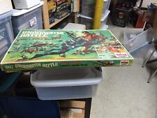 James Bond 007 Underwater Battle Board Game Thunderball Triang