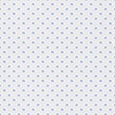Tapete Blumen Landhaus blau beige Tapete Rasch Textil Petite Fleur 3 285191 (3,0
