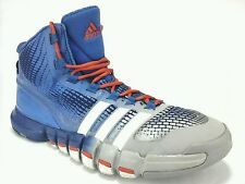 ADIDAS ADIPURE MENS CRAZYQUICK BASKETBALL SHOES BLUE US 14 UK 13.5 EU 47