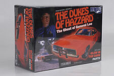 Movie The Dukes of Hazzard Ghost General Lee Dodge Charger Kit Bausatz 1:25 mpc