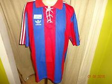 Bayern Original München Adidas Retro Jubiläum Trikot 1989/90 + Nr.9 Gr.XL- XXL