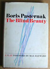 THE BLIND BEAUTY Boris Pasternak 1969 first edition Collins & Harvill HB DJ VGC