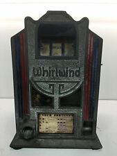 Whirlwind ORIGINAL Antique Trade Stimulator Gum Ball Vendor