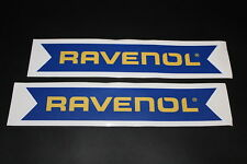 Ravenol Öl Oil Lubricant Lube Aufkleber Sticker Decal Autocollant Bapperl Kleber