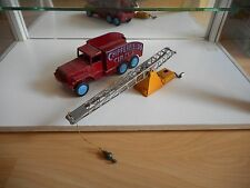 """Corgi Toys International 6X6 Truck """"Chipperfields Circus"""" in Red Spare or repair"""