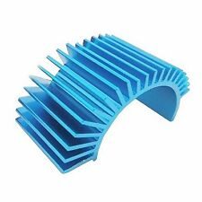 Aluminum 540 550 Motor Heatsink Heat Sink for 1/10 Tamiya HSP Car Truck Buggy  I