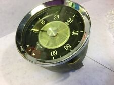 "tachometer rev counter x100 with red ignition light 4""jaeger RN2353/00 reliant"