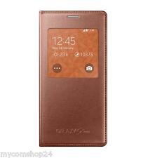 Original Samsung Galaxy S5 mini SView Cover Flip Tasche Rose Gold NEU OVP