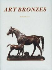 Art Bronzes 100 Drawings and 200 Color Photographs-ExLibrary